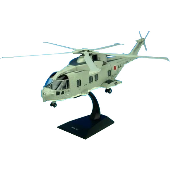 郵費另加KB翅膀(PCT)MCH-101海上自衛隊型1/72規模KBW72103