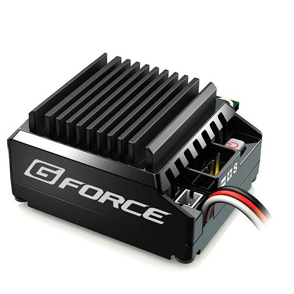 送料別 【取り寄せ】 G-FORCE ジーフォース TS90A ESC PLUS(Black) G0191【代引き不可】