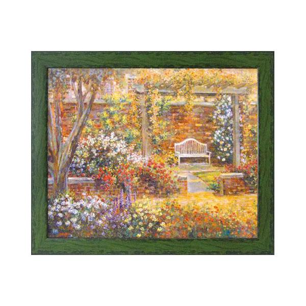 【送料無料】【取り寄せ】 ART FRAMES ロンゴ パティオガーデン2 LO-20004【代引き不可】