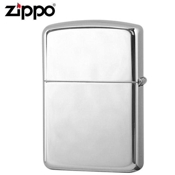 送料別 【取り寄せ】 ZIPPO(ジッポー) オイルライター ♯162 100ミクロン ミラー【代引き不可】