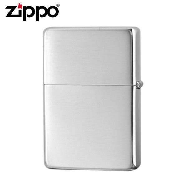 送料別 【取り寄せ】 ZIPPO(ジッポー) オイルライター ♯230 100ミクロン サテーナ【代引き不可】
