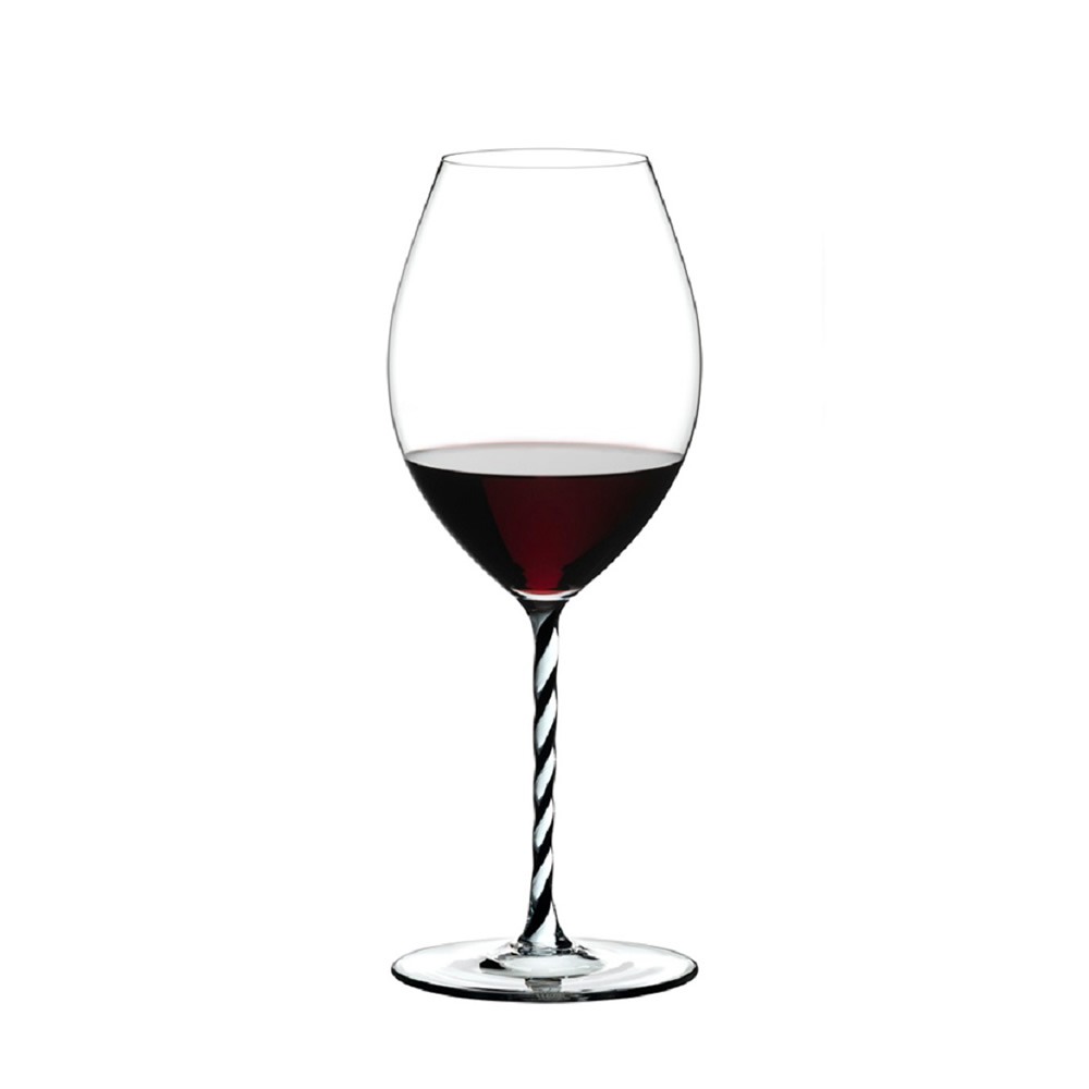 【送料無料】【取り寄せ】 リーデル ファット・ア・マーノ シラー ワイングラス 600cc 4900/41BWT 583【代引き不可】