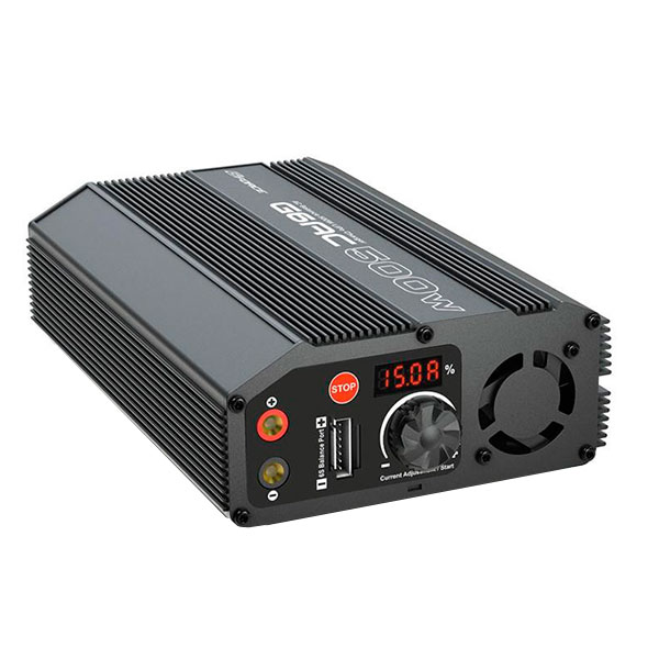 【送料無料】【取り寄せ】 G-FORCE ジーフォース G6AC 500W AC充電器(6セルLiPo専用) G0243【代引き不可】
