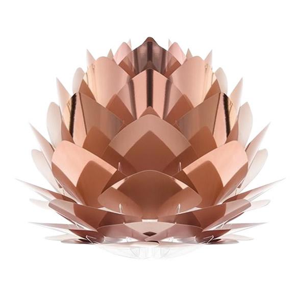 【送料無料】【取り寄せ】 ELUX(エルックス) VITA(ヴィータ) Silvia mini copper(シルヴィアミニコパー) テーブルライト 02031-TL【代引き不可】
