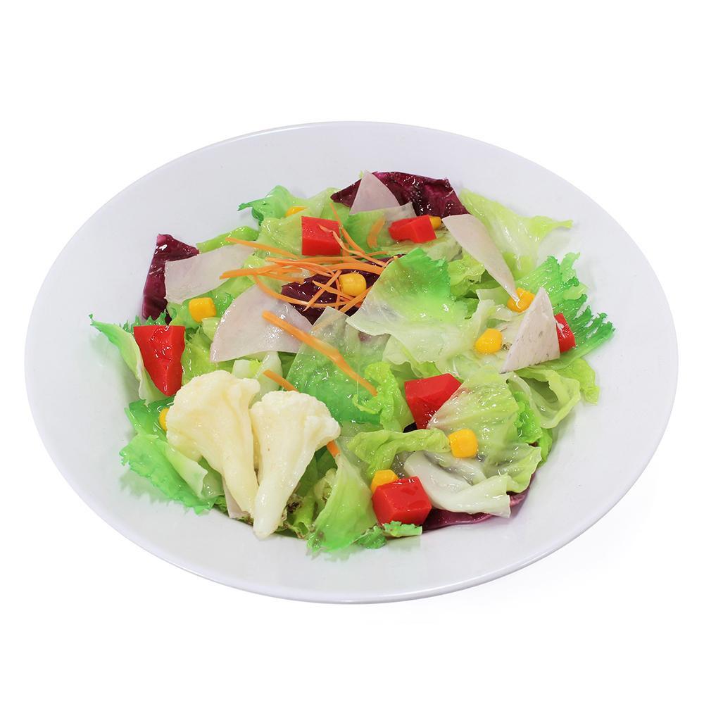 送料別 【取り寄せ】 日本職人が作る 食品サンプル サラダ IP-543【代引き不可】