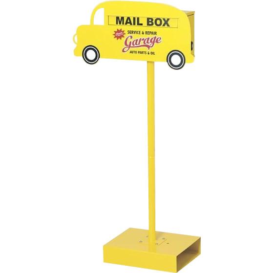 【取り寄せ・同梱注文不可】 セトクラフト Motif. Mail Box メールボックス(クラシックガレージ) SI-3542-2200【代引き不可】【thxgd_18】