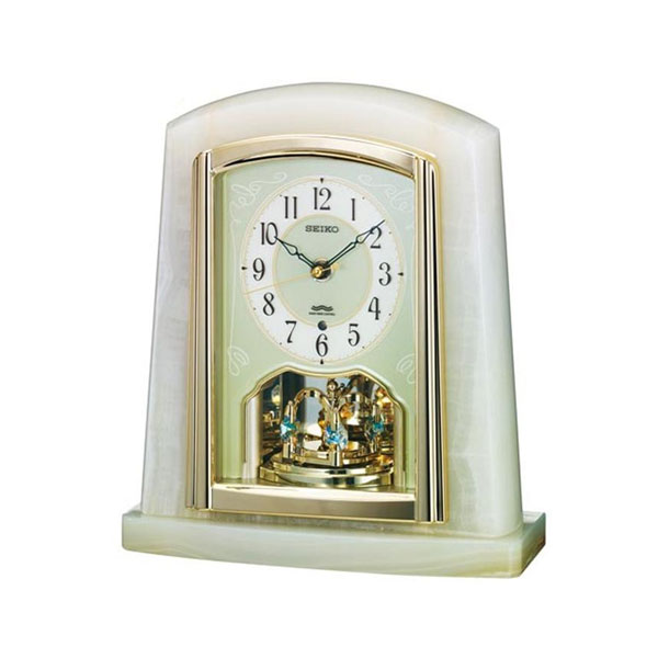 【送料無料】【取り寄せ】 SEIKO セイコークロック 電波クロック 置時計 スタンダード BY223M【代引き不可】