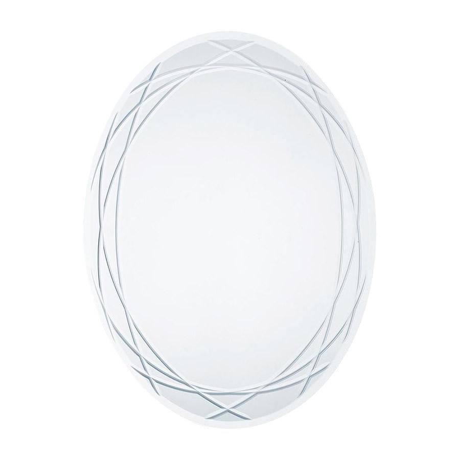 送料別 【取り寄せ】 塩川光明堂 Non frame mirror(ノンフレームミラー) ウォールミラー SUC-003【代引き不可】