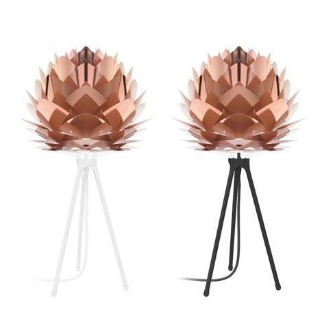 【取り寄せ・同梱注文不可】 ELUX(エルックス) VITA(ヴィータ) Silvia mini copper(シルヴィアミニコパー) トリポッド・テーブル【代引き不可】【thxgd_18】