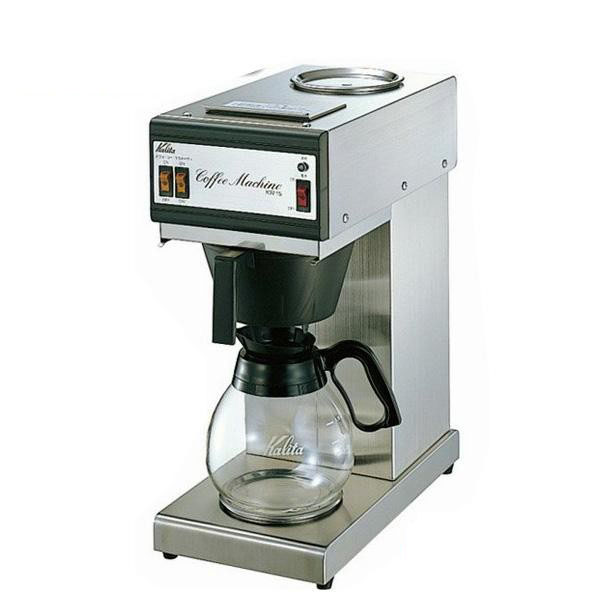 【取り寄せ・同梱注文不可】 Kalita(カリタ) 業務用コーヒーマシン KW-15 スタンダード型 62031【thxgd_18】【お歳暮】【クリスマス】