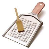 送料別 【取り寄せ】 dancyuダンチュウ 銅おろし金(竹製スクレーパー付)  DA-16【代引き不可】
