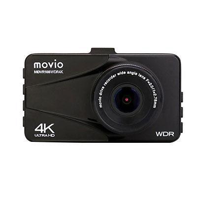 【取り寄せ・同梱注文不可】 movio 大画面ドライブレコーダー MDVR108WDR4K【thxgd_18】【お歳暮】【クリスマス】