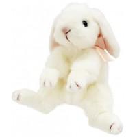 【取り寄せ・同梱注文不可】 ぬいぐるみ ロップイヤーウサギ M ホワイト 180605【thxgd_18】【お歳暮】【クリスマス】