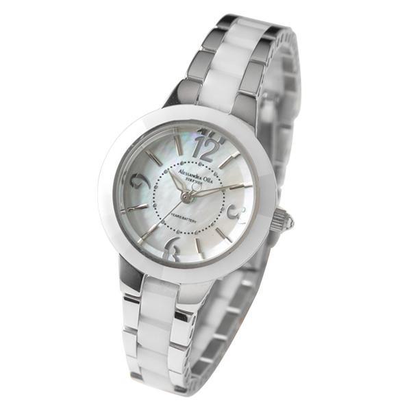 【取り寄せ・同梱注文不可】 アレサンドラオーラ Alessandra Olla 腕時計 AO-1450-3【thxgd_18】【お歳暮】【クリスマス】