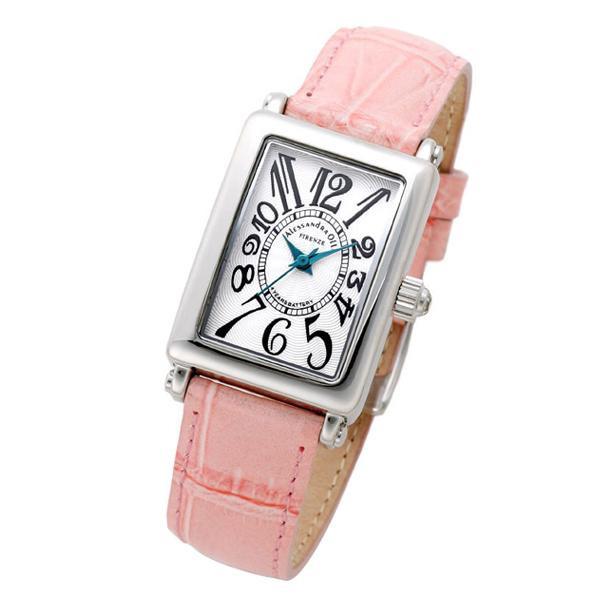 【取り寄せ・同梱注文不可】 アレサンドラオーラ Alessandra Olla 腕時計 AO-1500-18 PK【代引き不可】【thxgd_18】