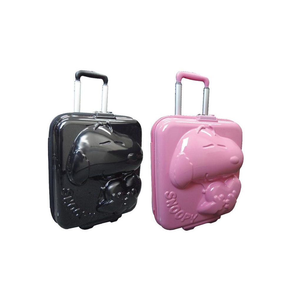 【送料無料】【取り寄せ】 スヌーピー ダイカットキャリーケース スーツケース 26L【代引き不可】, SKIMP:d42007c1 --- chihiro-onitsuka.jp