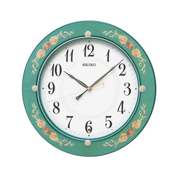 【送料無料】【取り寄せ】 SEIKO セイコークロック 電波クロック スタンダード掛時計 スタンダード KX220M【代引き不可】