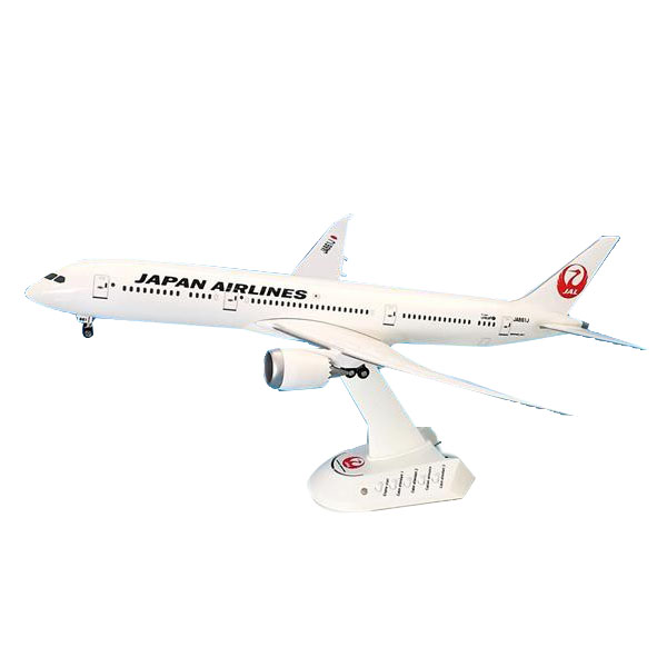 【送料無料】【取り寄せ・同梱注文不可】 JAL/日本航空 JAL B787-9 サウンドジェットモデル 1/200スケール BJQ1175【代引き不可】【thxgd_18】