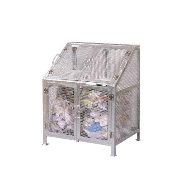 【送料無料】【代引き・同梱不可】【取り寄せ】 グリーンライフ メッシュゴミ収集庫90 KDB-900