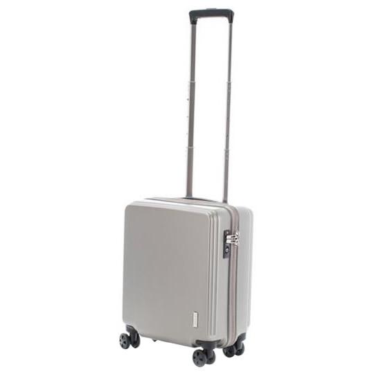 送料別 【取り寄せ】 協和 ACTUS(アクタス) 機内持込対応 スーツケース アクタス100 コインロッカーサイズ ACT-001 ゴールド・74-20239【代引き不可】