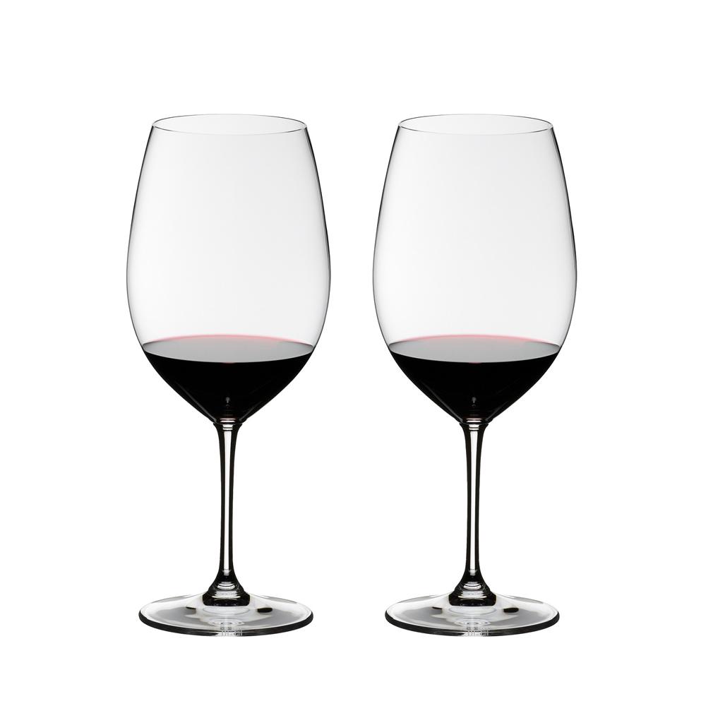 送料別 【取り寄せ】 リーデル ヴィノムXL カベルネ・ソーヴィニヨン ワイングラス 960cc 6416/00 2脚セット 628【代引き不可】