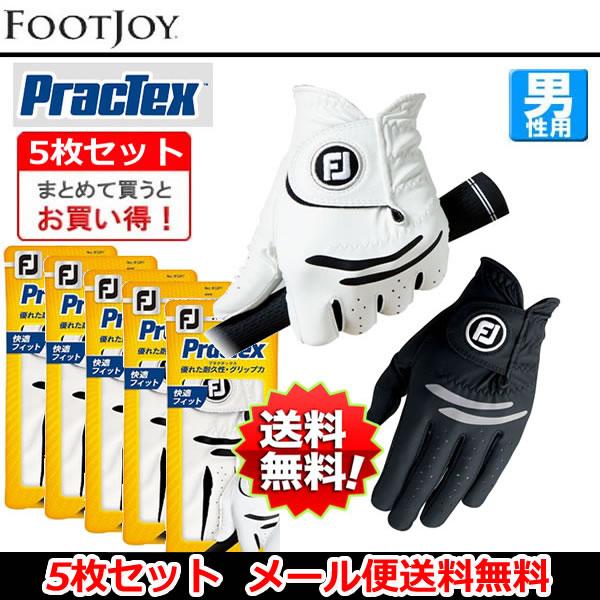 풋 조이 맨즈 골프 글로브 장식판 옷감 Practex FGPT17 왼손 장착용[[FootJoy]