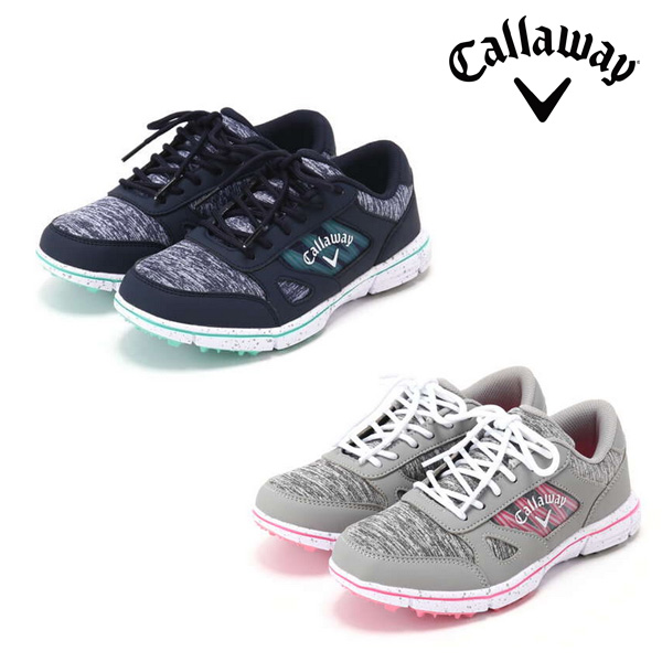 (営業日即日発送)キャロウェイ ソレイユ Callaway SOLAIRE ウィメンズ ゴルフシューズ WM 247-0996802 2020年モデル ( 即納 )