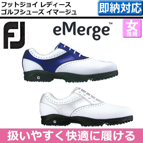 脚喬伊圖像女士高爾夫球鞋[eMerge][FootJoy][ttaapp]