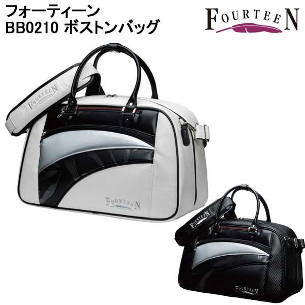 フォーティーン BB0210 ボストンバッグ [サイズ:L48×W21×H30] [FOURTEEN] 【ゴルフバッグ】 【メンズバッグ】 【送料無料】【取寄】