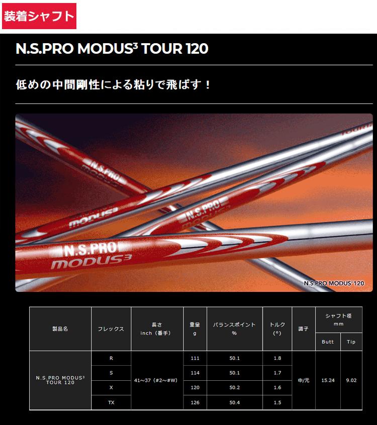 (特注品/納期約8週間)タイトリスト T100 アイアン 5本セット(#6-#9、P) N.S.PRO モーダス3 ツアー120(ゴルフクラブ)(Tシリーズ)