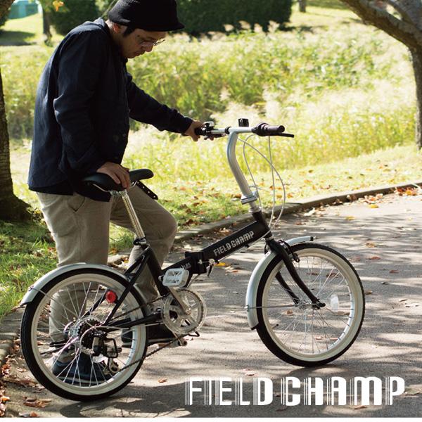 【 8月発売予定 予約販売 】ミムゴ フィールドチャンプ FDB206S MG-FCP206 20インチ 折りたたみ自転車