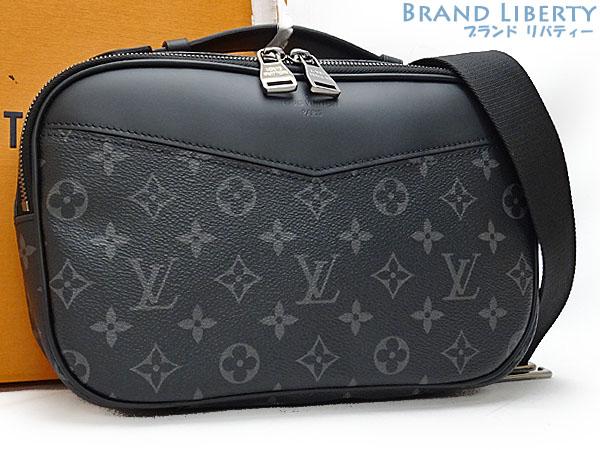 3280980006 Louis Vuitton LOUISVUITTON monogram eclipse Bam bag body bag bum-bag hips  bag second bag handbag clutch bag M42906