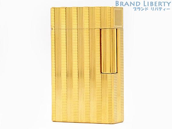 全ての 【美品】デュポン S.T.Dupont ライン1L ロング 縦横ライン ローラーガスライター ゴールド 真鍮 14241 【】, ランブル バイ ジーマ 61ac2aae