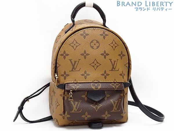 Louis Vuitton LOUISVUITTON monogram reverse Palm Springs backpack MINI mini  ruck case shoulder bag shoulder porch pochette 81e1093a86d9e
