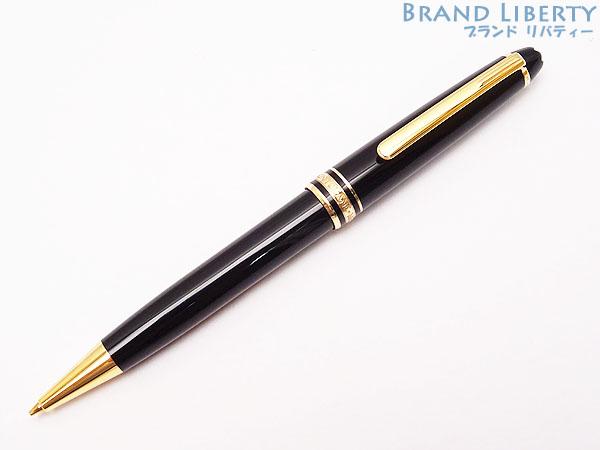 【美品】モンブラン MONT BLANC マイスターシュテュック クラシック メカニカルペンシル シャープペンシル シャーペン 0.7mm 165 ブラック×ゴールド 12737 【中古】