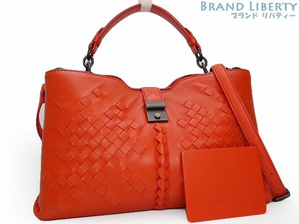2f6eb117a5b8 Brand Liberty: ボッテガヴェネタ BOTTEGA VENETA イントレチャートシャドースモールナポリバッグ 2WAY handbag  shoulder bag tote bag 502386 | Rakuten Global ...