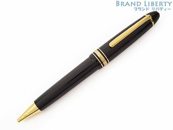 【美品】モンブラン MONT BLANC マイスターシュテュック ル・グラン ツイスト式 ボールペン 161 ブラック×ゴールド 10456 【中古】