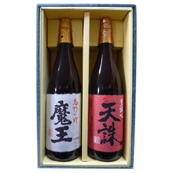 魔王・天誅セット(1800ml)ギフト箱E 【白玉醸造】【□】