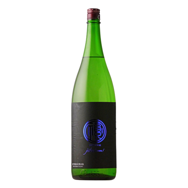 卓出 フレッシュで芳醇な味わい 福祝 直汲み 道産米彗星 商い 純米吟醸無濾過生原酒 藤平酒造 日本酒 要冷蔵商品 1800ml 千葉県