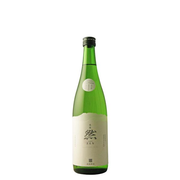 シリーズ第二弾は平野 場 がテーマ 成龍然 -SEIRYO 最新アイテム ZEN- The 愛媛県 特別純米 成龍酒造 安値 Plains 720ml 日本酒