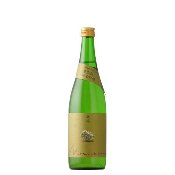 清涼感のある優しい味わい 森嶋 美山錦 人気商品 純米吟醸 720ml 日本酒 森島酒造 期間限定今なら送料無料 茨城県 冷蔵推奨