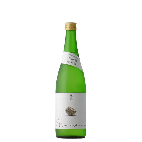 クリアで爽やかな味わい 森嶋 美山錦 純米 720ml 森島酒造 日本酒 在庫処分 冷蔵推奨 物品 茨城県