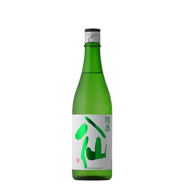 セール品 華やかな香り 優しく滑らかな味わい 陸奥八仙 緑ラベル 特別純米 720ml 日本酒 冷蔵推奨 青森県 国内正規品 八戸酒造