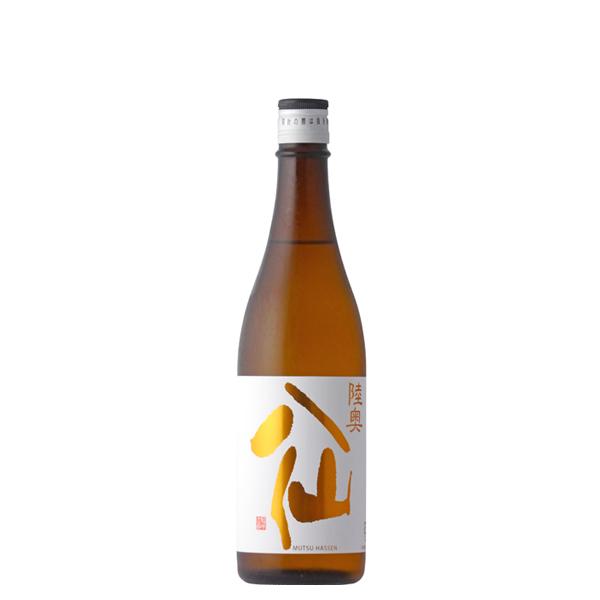 ラッピング無料 柔らかく上品な味わい 陸奥八仙 オレンジラベル 上質 純米吟醸ひやおろし 720ml 青森県 日本酒 八戸酒造 冷蔵推奨