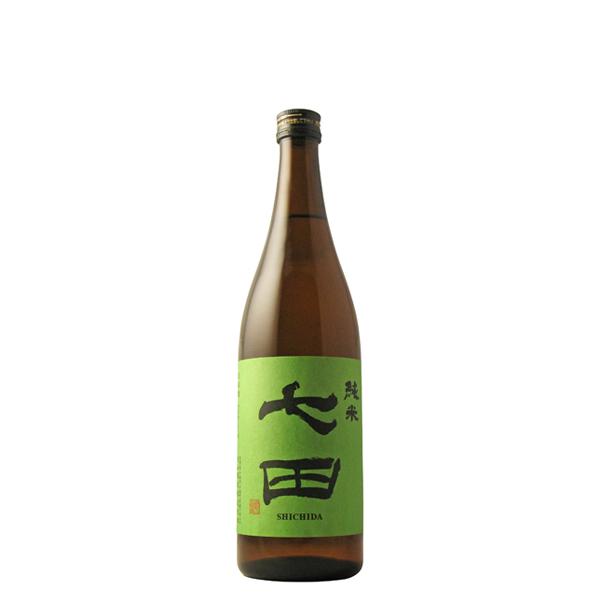 年中無休 七田の商品ラインナップの中で一番人気のお酒です 七田 純米 720ml 日本酒 天山酒造 NEW 佐賀県