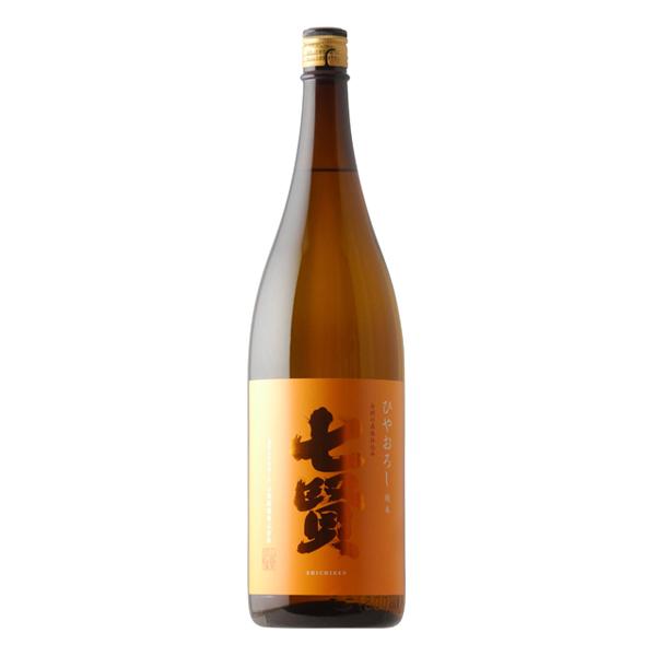 滑らかで膨らみのある味わい 七賢 純米ひやおろし 卓出 完売 1800ml 日本酒 山梨県 山梨銘醸 冷蔵推奨