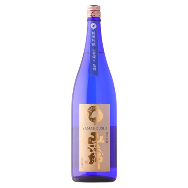 上品な香り 清涼感のあるクリアな味わい 山法師 純米吟醸生 出羽燦々 1800ml 出群 要冷蔵商品 日本酒 山形県 手数料無料 六歌仙酒造