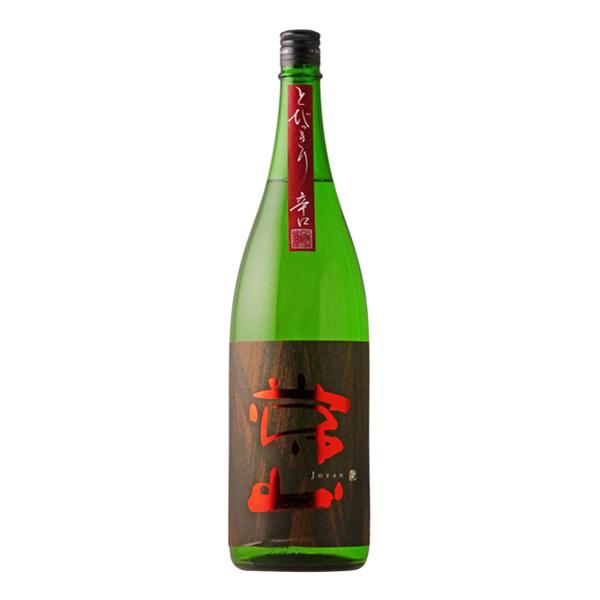 ショッピング DRYシリーズ中最高のキレが特徴 常山 とびっきり辛口 特別純米 1800ml 日本酒 最新アイテム 常山酒造 冷蔵推奨 福井県