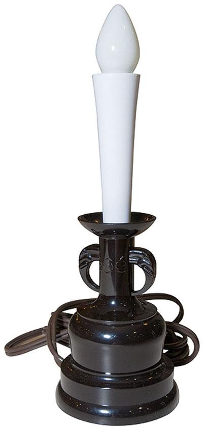 コード式の電気ローソクです 電気ローソク 新作送料無料 再再販 台付 蝋燭 1本立 ろうそく