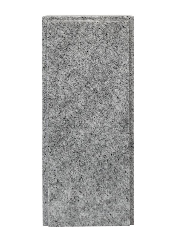 石製お位牌 1型 香川県産最高級御影石「庵治石細目」【国産石】